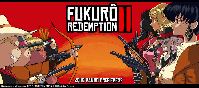 Wallpaper de muestra de Fukurô Redemption 2